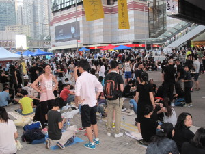 Hong Kong Occupy Central – the Adults Show Up