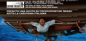 Carovana italiana per i diritti dei migranti, per la dignità e la giustizia