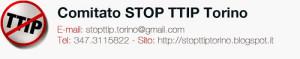 Si è formato anche a Torino il Comitato Stop TTIP