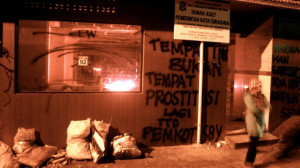 'Brothel Closures in Indonesian Cities Could Put Sex Workers in Danger'