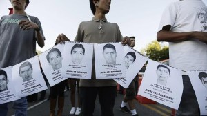 Twenty Days Without News of Missing Mexican Students