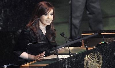 ¿Por qué suspendieron los medios el discurso de Fernández?
