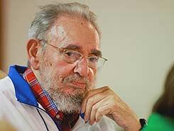 """Publicam artigo de Fidel Castro intitulado """"O porvir incerto"""""""