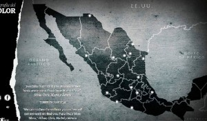 """Geografía del dolor, un documental sobre desaparecidos por la """"guerra del narcotráfico"""