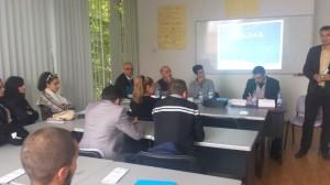 Conferenza Internazionale, Progetto PULSAR, Mitrovica, Kosovo