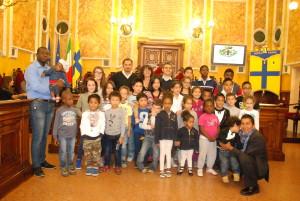 Parma: Attestati di Civica Cittadinanza a 31 bambini stranieri