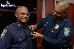 Primer Capitán musulmán en la Policía de EE.UU.