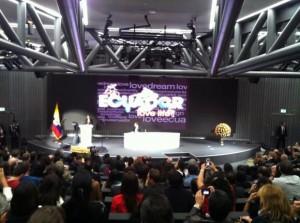 Ecuador: risorse naturali per lo sviluppo del talento umano
