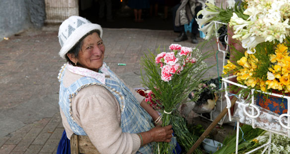Nearly Half the World's Older Persons Lack Pensions