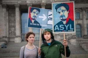 Snowden gratuliert der Bürgerbewegung
