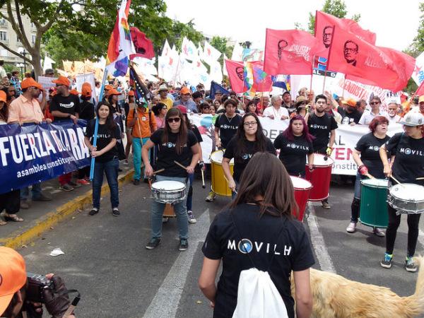 Chile: Sin Asamblea Constituyente no hay nueva Constitución