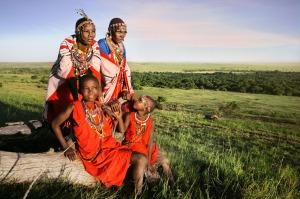 Masai sfrattati per la riserva di caccia dei reali di Dubai