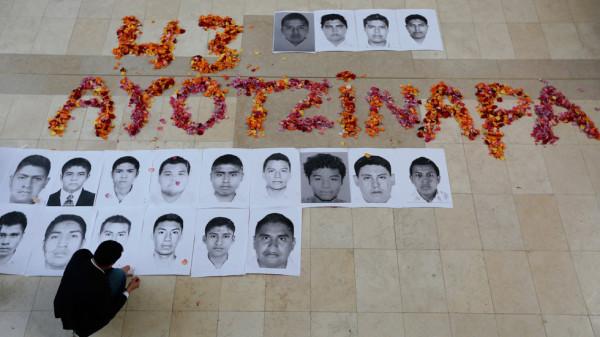 Messico: i 43 desaparecidos sarebbero stati assassinati