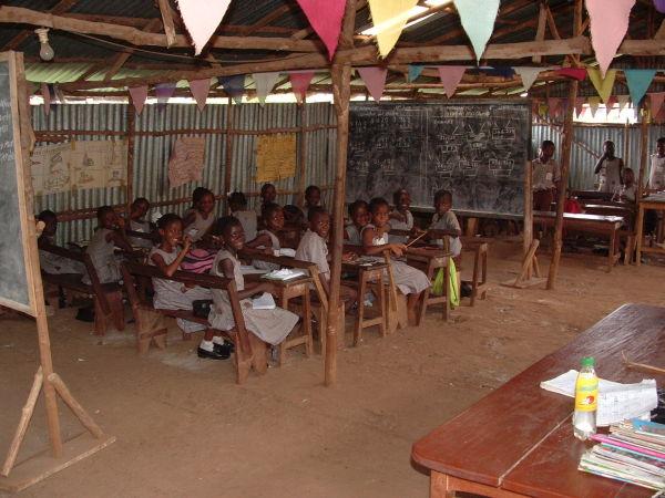 Eine Stimme für die Menschen in Sierra Leone