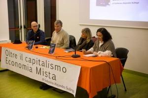 Presentato anche a Torino il libro di Guillermo Sullings
