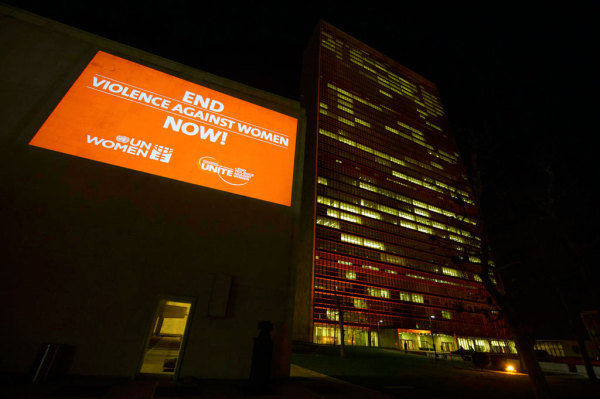 #OrangeUrHood Campaign Kicks Off UN-led Effort to End Violence against Women