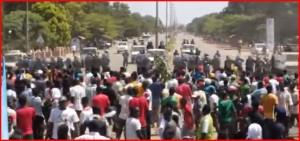 Révolution burkinabé : la détermination ne faiblit pas