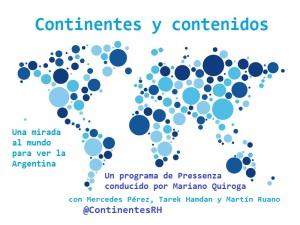Paro de docentes chilenos y marchas por Ayotzinapa en Continentes y contenidos