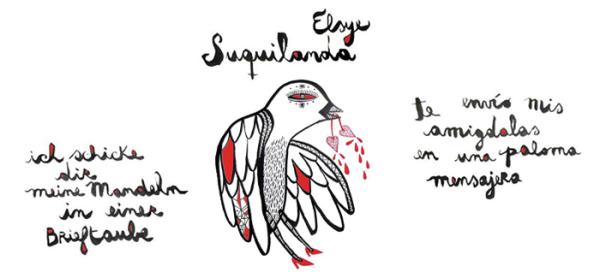 Poetisa Elsye Suquilanda presenta poemario en capital alemana