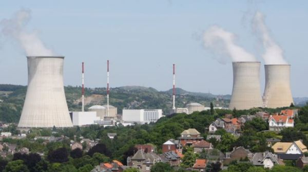 Fire leads to closure of Belgian nuclear reactor