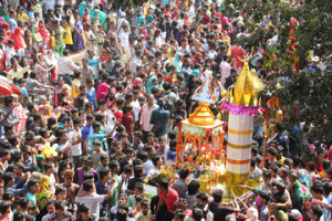 Tenth Muharram Ashura in Bangladesh