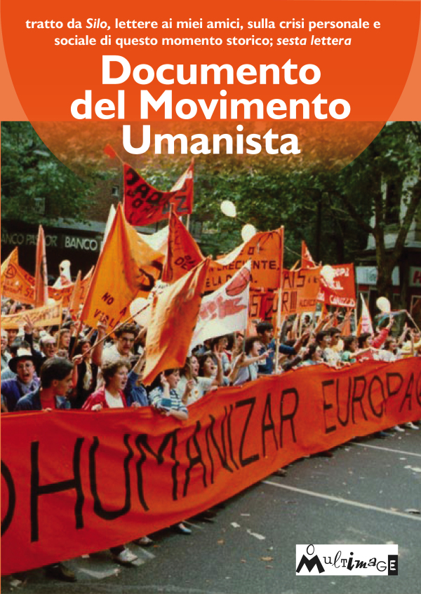 Uscito l'e-pub del Documento del Movimento Umanista