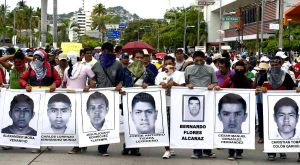 New York: Parents of 43 Missing Mexican Students March to U.N.