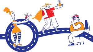 Visibilizar, cooperar y tejer redes sociales