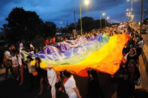 Multitudinario desfile por la diversidad y la inclusión ganó las calles de Jujuy