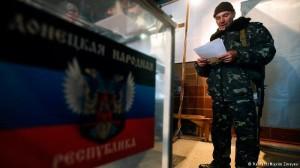 Leste ucraniano elege líderes pró-Moscou em meio a críticas do Ocidente