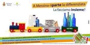 In pochi mesi raddoppiata la differenziata a Messina