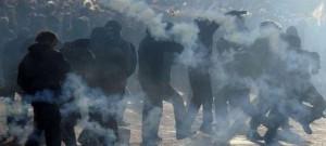 Violentos incidentes en manifestación en Francia en protesta por joven muerto