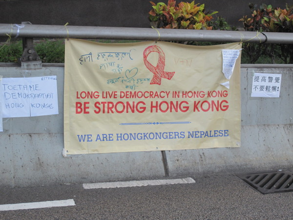 Ethnic Minorities: Hong Kong is Our Home