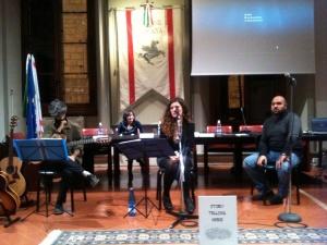 Accentrica, spettacolo presentazione di Tracce Nascoste a Firenze
