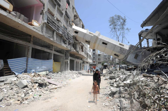Wars on Gaza: Over 100,000 Homes Damaged, Destroyed; 600,000 People Affected; Blackouts of up to 18 Hours per Day