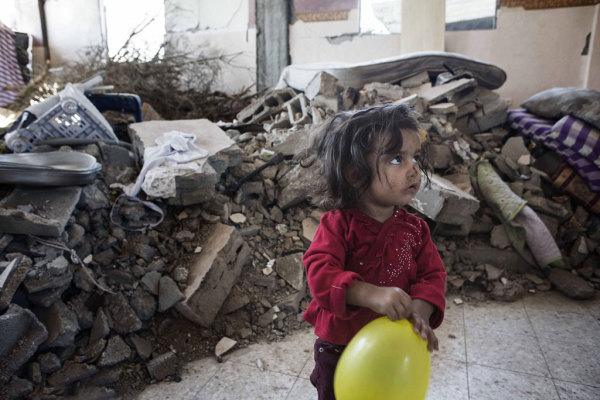2014 – 'Never in Recent Memory Have So Many Children Been Subjected to Such Unspeakable Brutality'