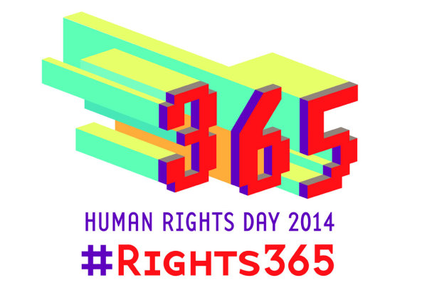 'Every Day Is Human Rights Day'