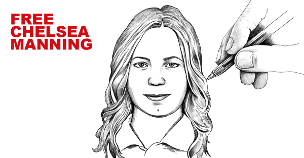 Dein Brief kann ihr Leben retten – Chelsea Manning wird 27 Jahre