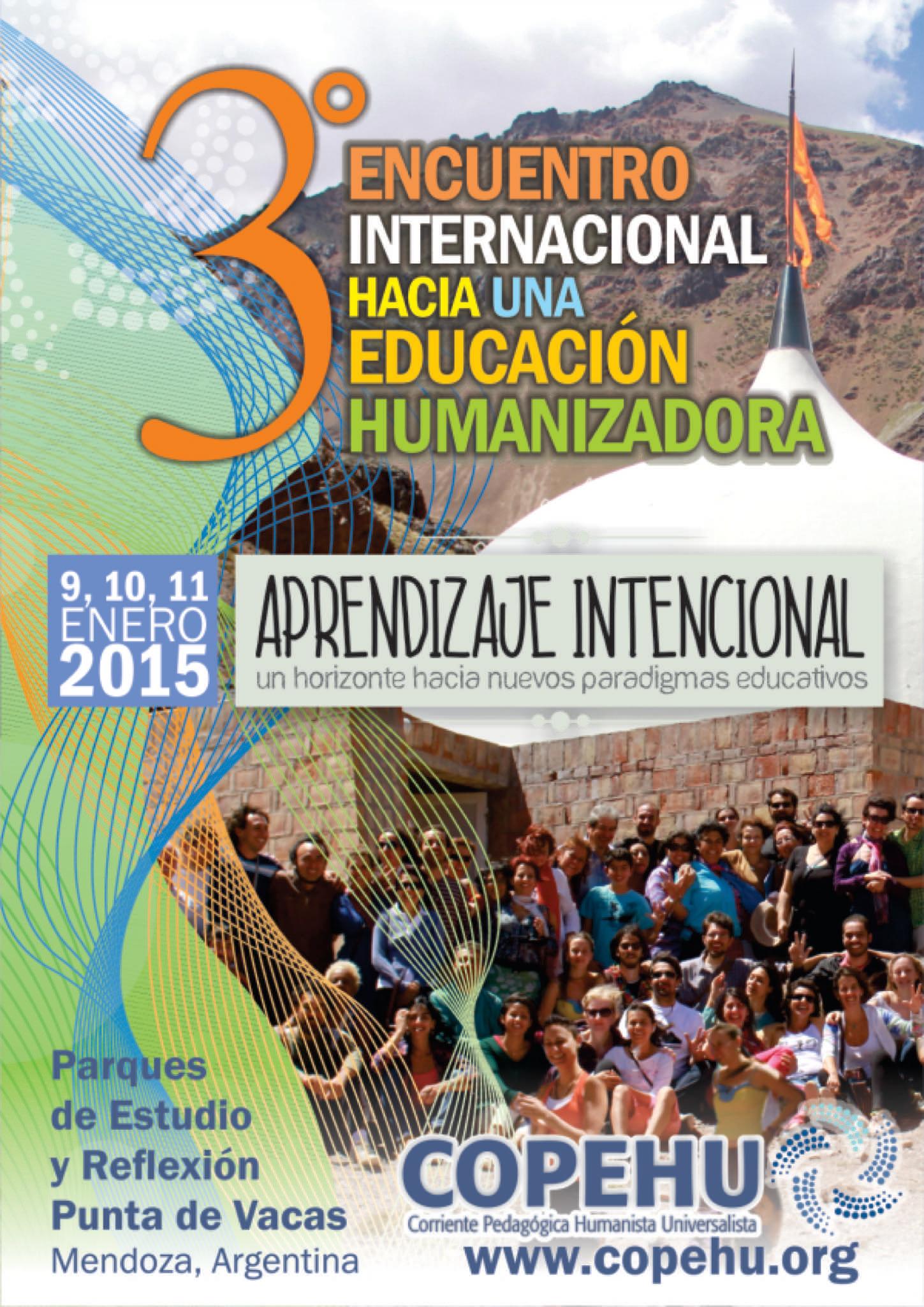 """Incontro Internazionale """"Verso un'educazione umanizzatrice"""" nelle Ande"""