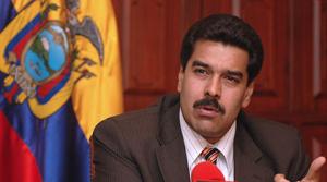 Maduro arremete contra políticas neoliberales del FMI
