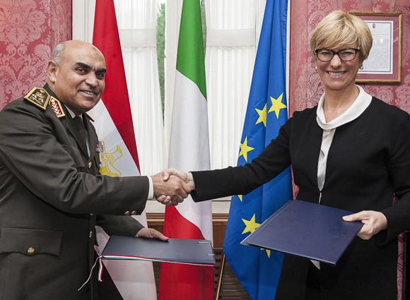 Italia ed Egitto coopereranno contro terroristi e migranti