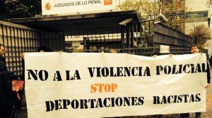 El gobierno español permite las sedaciones forzosas en los vuelos de deportación