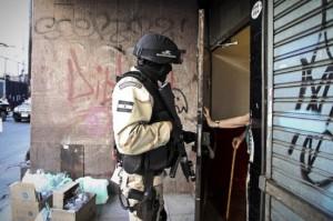 Las mujeres rescatadas en un hotel eran captadas por avisos de Clarín