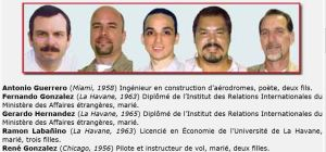 « Cinq Cubains à Miami »