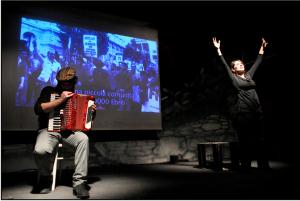Ultimo Teatro: il coraggio di restare umani