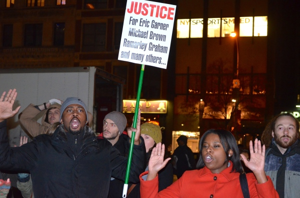 Grand Jury Fails to Indict NYC Police Officer Pantaleo