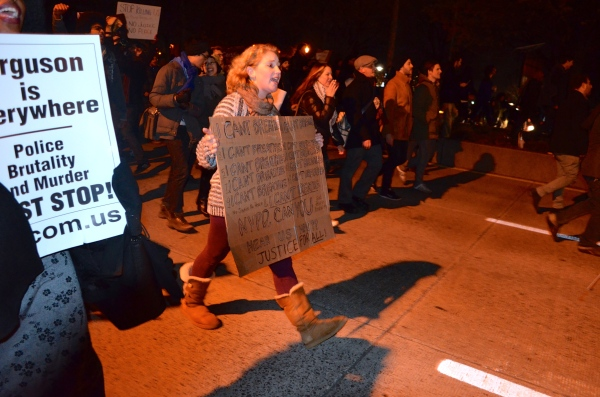 NYC March to Shut the Whole System Down