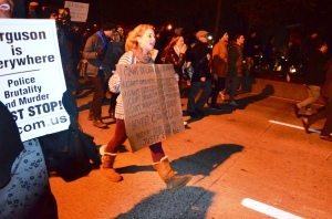 New York Marsch gegen das System
