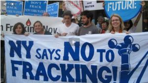 New York Says No to Fracking: State Bans Drilling Following Grassroots Outcry over Public Health