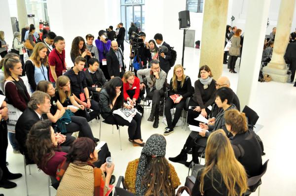 Immagini dal Forum ICAN di Vienna